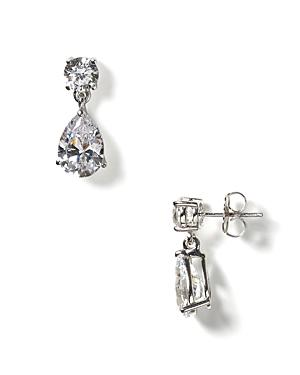 Crislu Princess Drop Earrings