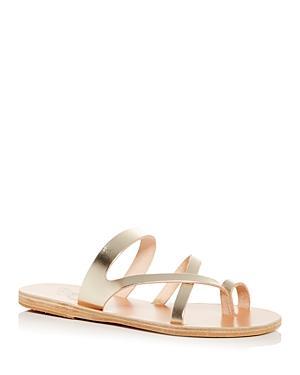 Ancient Greek Sandals Women's Theoni Toe Ring Sandals