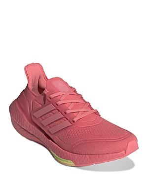 Adidas Women's Ultraboost 21 Lace Up Running Sneakers