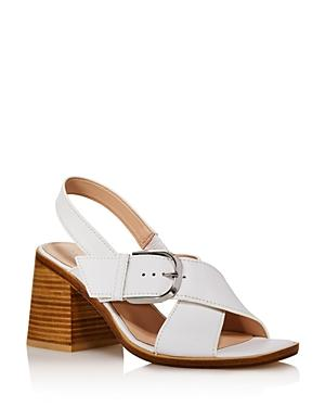 Kate Spade New York Women's Raleigh Chunky-heeled Slingback Sandals