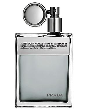 Prada Eau De Toilette Spray 3.4 Oz.