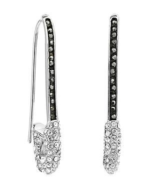 Karl Lagerfeld Paris Safety Pin Earrings