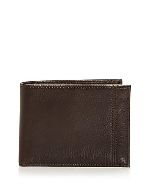 The Men's Store At Bloomingdale's New Glazed Leather Bifold Wallet - 100% Exclusive