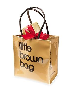 Bloomingdale's Little Brown Bag