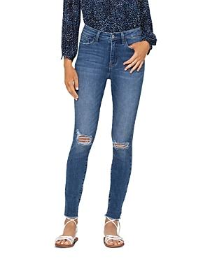 Flying Monkey High Rise Ankle Skinny Jeans (52% Off) - Comparable Value $62