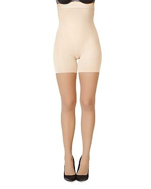 Spanx Firm Believer High-rise Shaping Sheer Tights