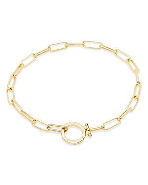 Gorjana Parker Hinge Station Chain Bracelet