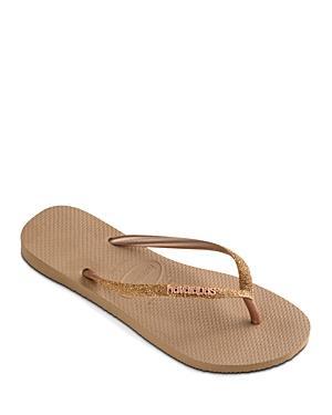 Havaianas Women's Sam Glitter Flip-flops