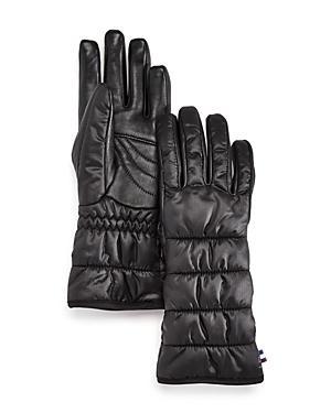 Ur All Weather Puffer Tech Gloves