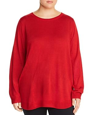 Cupio Plus Tunic Sweater