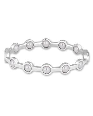 Majorica Simulated Pearl Bangle