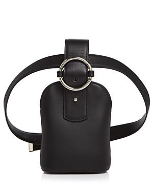 Parisa Wang X Zanita Leather Belt Bag