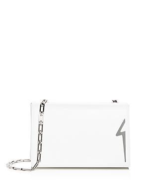 Giuseppe Zanotti Medium Leather Shoulder Bag