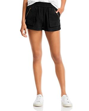 Alice And Olivia Britney Patch Pocket Shorts