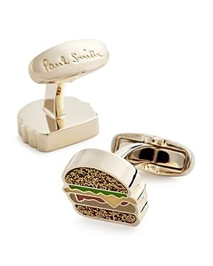 Paul Smith Junk Food Enamel Cufflinks
