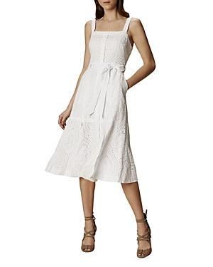 Karen Millen Eyelet Lace Dress