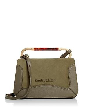 See By Chloe Ella Small Leather Shoulder Bag