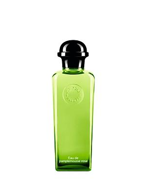 Hermes Eau De Pamplemousse Rose Eau De Cologne Natural Spray, 3.3 Oz.