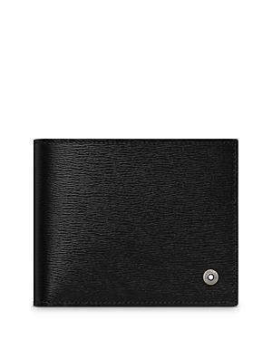 Montblanc Westside Id Window Leather Wallet