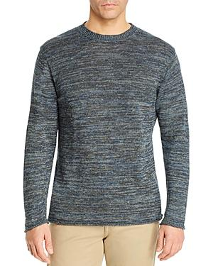Inis Meain The Tunics Linen Melange Crewneck Sweater