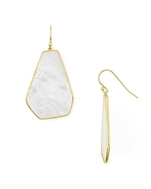 Argento Vivo Antigua Drop Earrings In 18k Gold-plated Sterling Silver