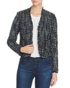 Bagatelle Metallic-tweed Jacket