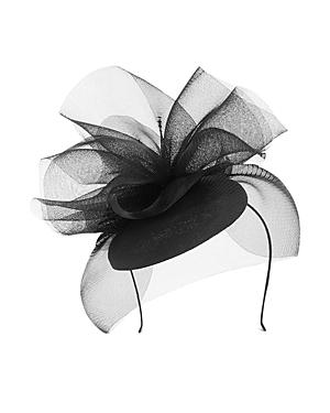 Karen Millen Ruffled Fascinator Hat