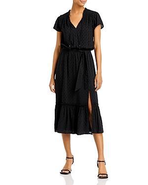 Paige Laramie Midi Dress