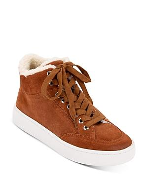 Dolce Vita Women's Trudie High-top Platform Sneakers