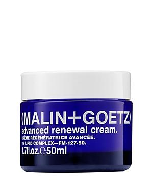Malin And Goetz Advanced Renewal Cream