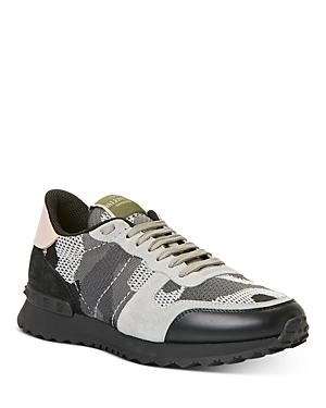 Valentino Women's Lace Up Sneakers