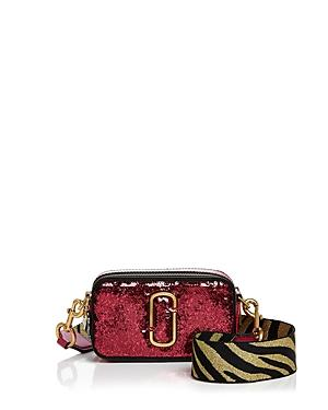 Marc Jacobs Snapshot Sequin Leather Camera Bag