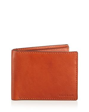 Cole Haan Washington Grand Leather Billfold With Passcase