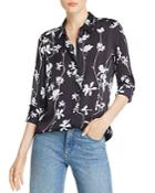 Equipment Essential Floral Shirt