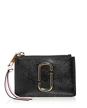 Marc Jacobs Leather Zip Multi-card Case