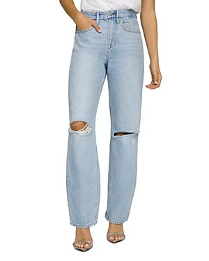 Good American Good 90s Jeans In Blue542