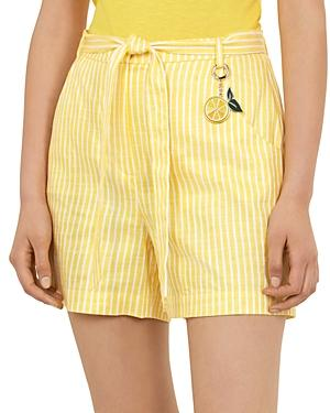 Ted Baker Colour By Numbers Virua Striped Shorts