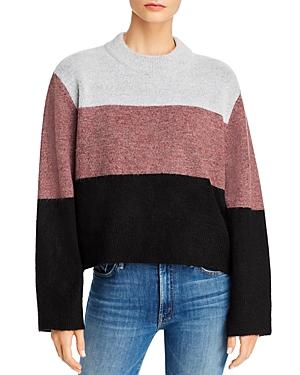 Rebecca Minkoff Miller Love Color-blocked Sweater