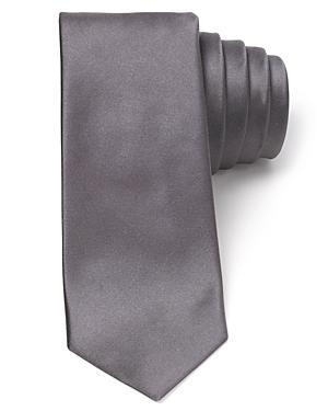 Theory Luster Satin Skinny Tie