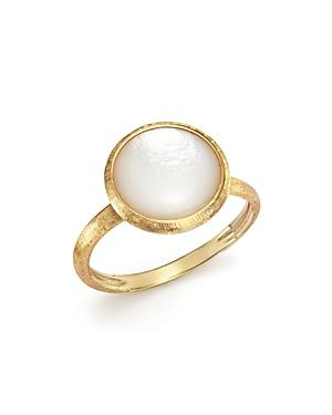 Marco Bicego 18k Yellow Gold Jaipur Ring With Mother-of-pearl - 100% Exclusive