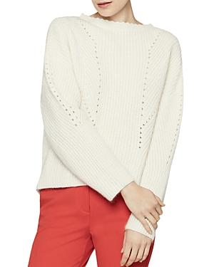 Reiss Meagan Ribbed Sweater