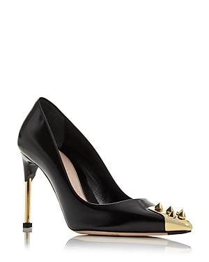 Alexander Mcqueen Women's Studded Pumps