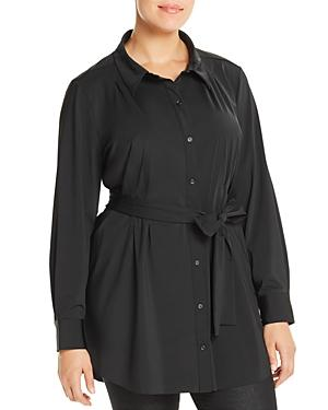 Lysse Plus Schiffer Belted Tunic