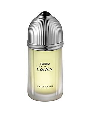 Cartier Pasha Eau De Toilette 1.7 Oz.