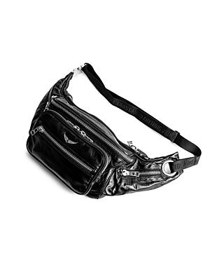 Zadig & Voltaire Banane Crush Belt Bag