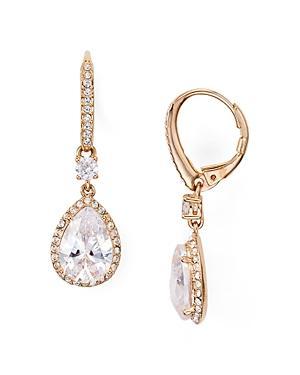 Nadri Miss Nadri Pear Drop Earrings