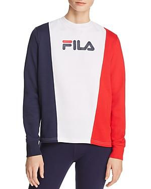 Fila Sidra Color-block Sweatshirt