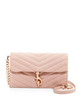 Rebecca Minkoff Edie Leather Chain Wallet