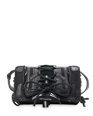 Balenciaga Sneak Mini Leather Crossbody
