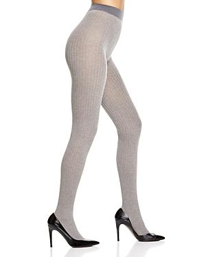 Hue Heat Temp Ribbed Tights